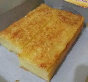 Bika Ambon Fika Cake - Menu kue di Fika Cake