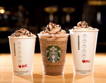 Daftar Menu Starbucks Terbaru