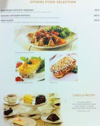 Harga Aneka Makanan Lain Excelso