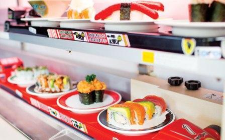 menu genki sushi