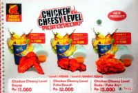 Harga Menu Rocket Chicken