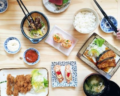 Harga Menu Sushi Masa