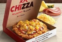 Menu Mini Chizza - Menu Baru KFC