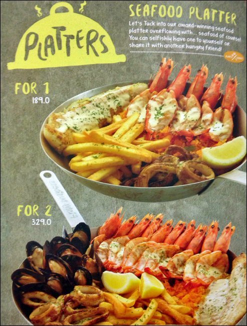 Platters and Combo