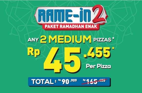 Paket Ramadhan - Ramein 2