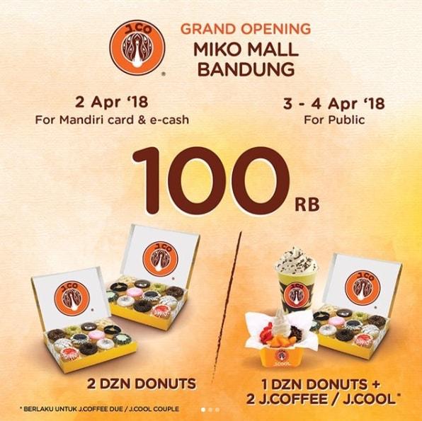 Promo Jco Donuts Terbaru