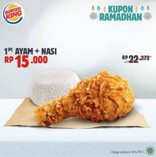 Promo Kupon Hemat Ramadhan Ayam Nasi