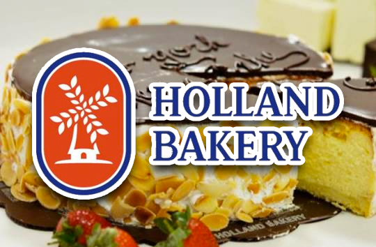 Holland Bakery Delivery
