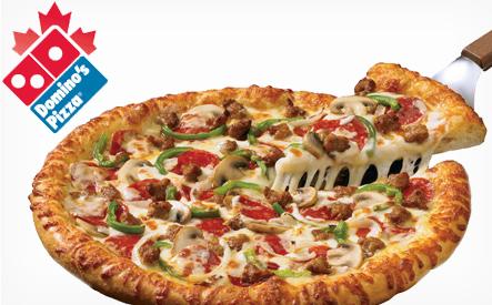 promo Domino Pizza