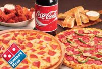 Harga Menu Domino Pizza Delivery