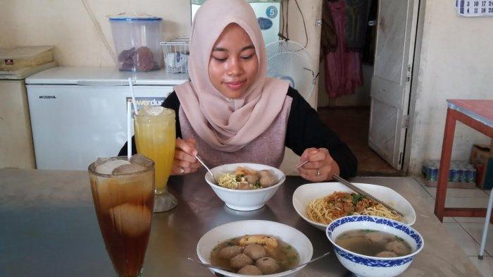 Bakso Sony Lampung Sangat Digemari via Tribunnews