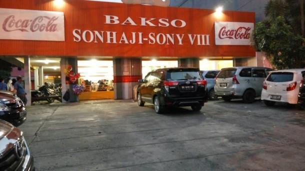 Harga Menu Bakso Sony Lampung