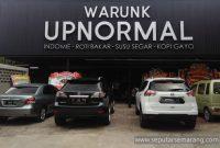 Café Upnormal Semarang via Seputarsemarang