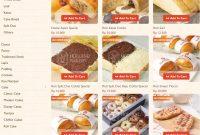 Harga Holland Bakery Terbaru