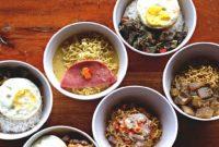 Harga Menu Warunk Upnormal Tebet via Foody