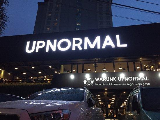 Warunk Upnormal Bogor via Tripadvisor