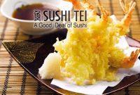 Harga Menu Sushi Tei Terbaru