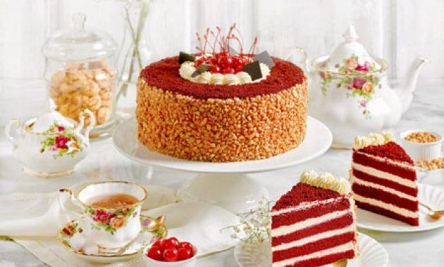 Cake Breadtalk via btdeliverycom
