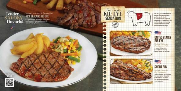 ABUBA Rib Eye Steak