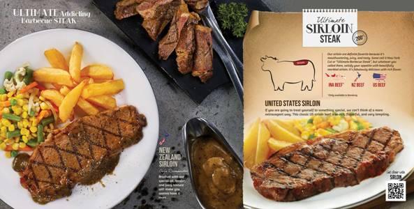 ABUBA Sirloin Steak