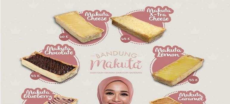 Harga Bandung Makuta Cake