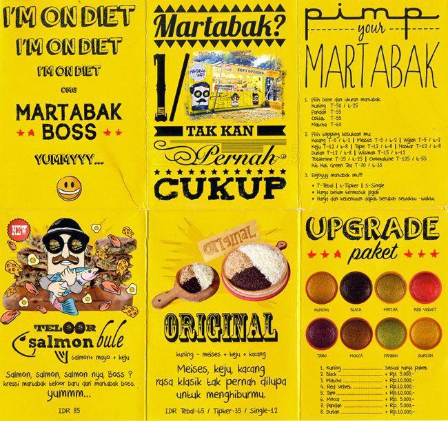 Paket Martabak Boss