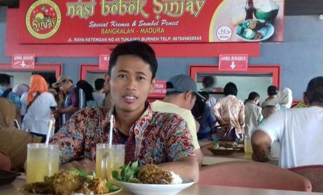 Enaknya Nasi Bebek Sinjay via IG @homaidi_18