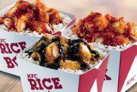 Harga Rice Box KFC