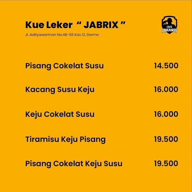 Kue Lekker Jabrix