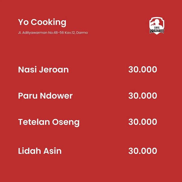 Yo Cooking