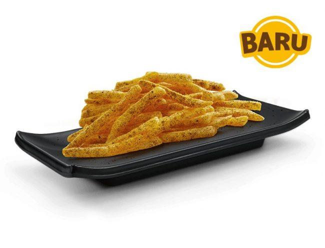 Spicy Nori McShaker Fries