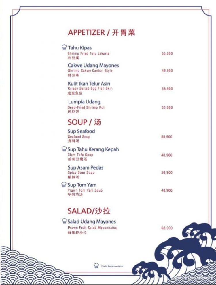 Harga Menu Makanan via Pergi Kuliner 1