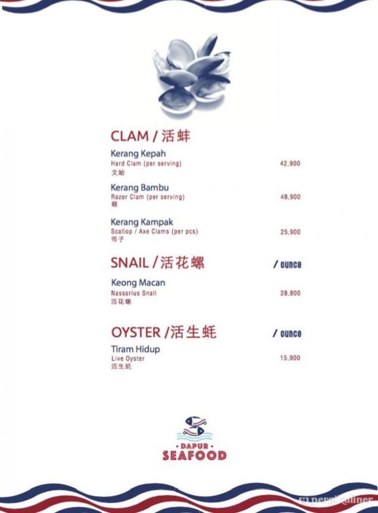 Harga Menu Makanan via Pergi Kuliner