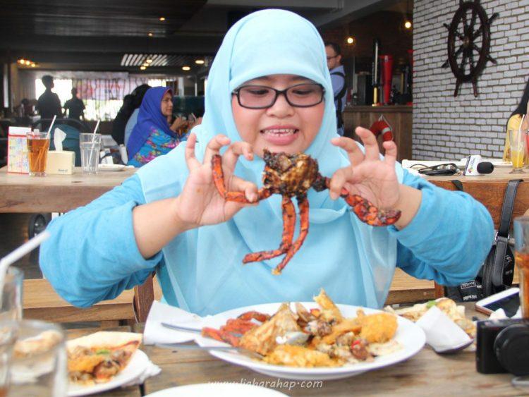 Kepiting Jumbo via Liaharahap