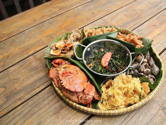 Seafood Platter via Tripadvisor
