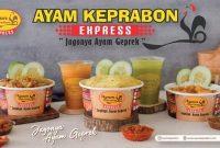 Menu Ayam Keprabon Express Malang
